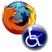 Accessibility with Firefox image